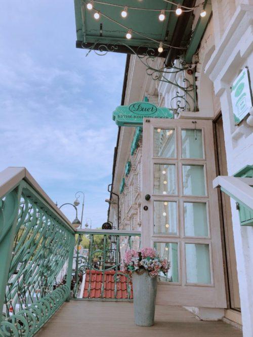 Cafe_Duet_入口