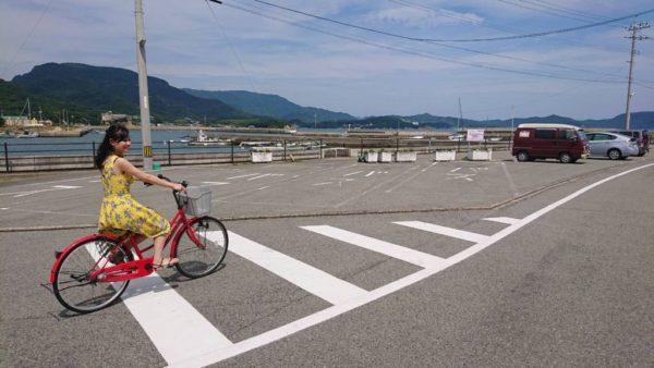エンジェルロード サイクリング
