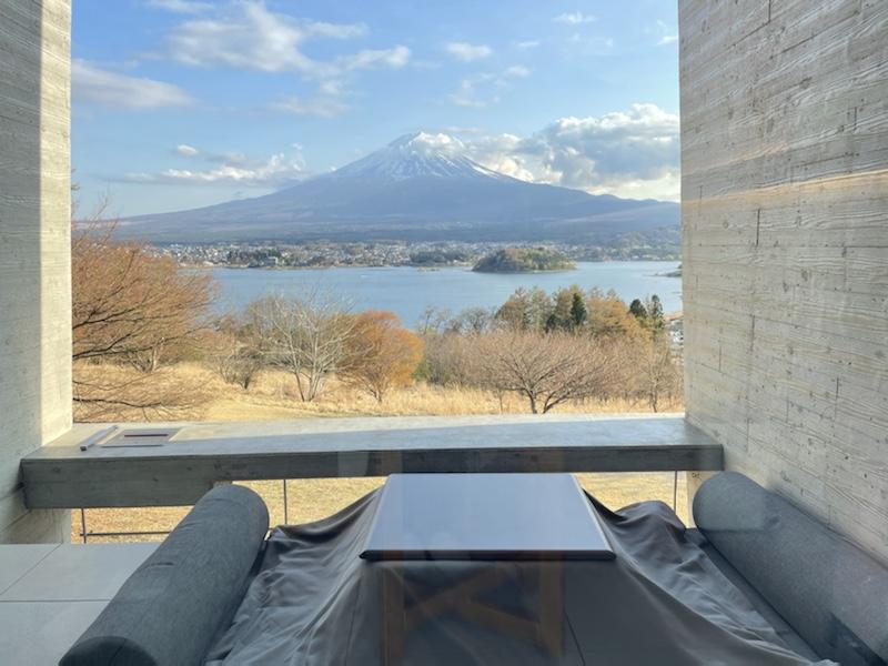 星のや富士の部屋